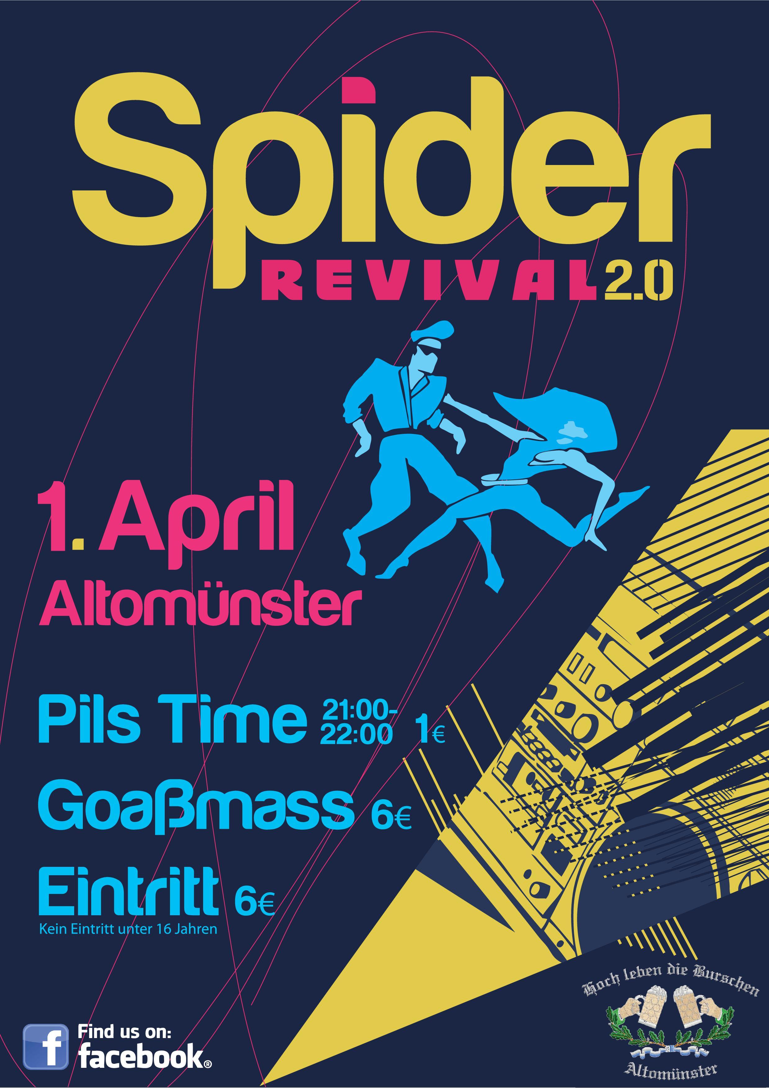 Spider-Plakat-2017